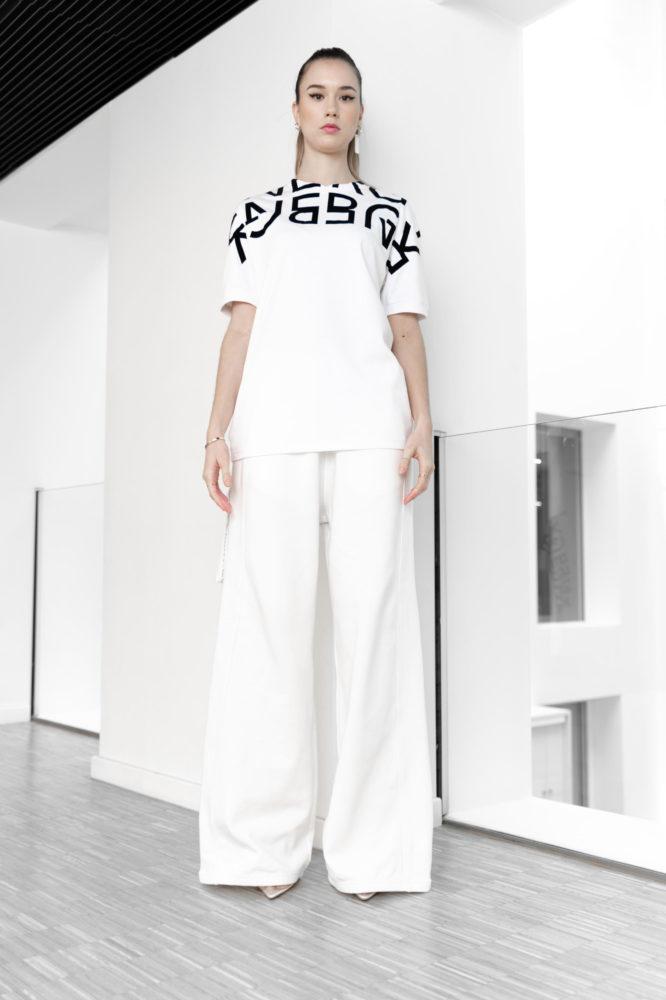 t shirt classqiue unisexe coton bio flocage oekotex energy