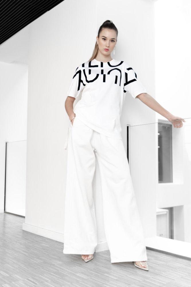 t shirt unisexe coton bio flocage Ziliox